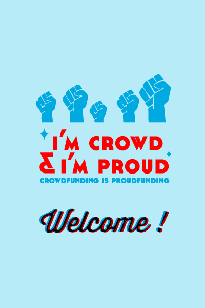 I'm crowd & I'm proud