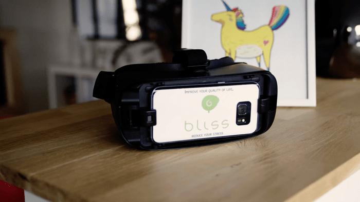 Bliss application virtuelle