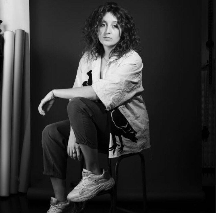 photographe Chloé Besnard : livre Anna