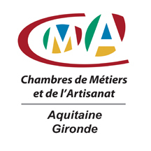 Chambre de Métiers et de l'Artisanat Interdépartementale - délégation Gironde soutient le projet Sortie du livre des 7 Entremetteurs