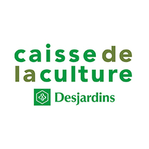 Caisse Desjardins de la Culture supports the project By The Skin of Your Teeth