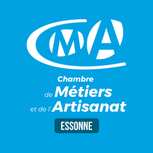 CMA Essonne - Chambre de Métiers de l'Artisanat de l'Essonne ondersteunt het project: Graveuse laser