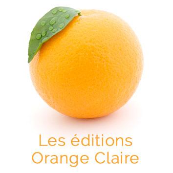 Les éditions Orange Claire