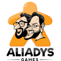 Aliadys ondersteunt het project: Le Grenier Ludique