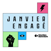 Janvier Engagé supports the project La Grenze 2020
