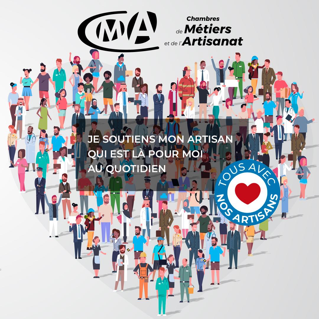 CMA - Aidons nos artisans !