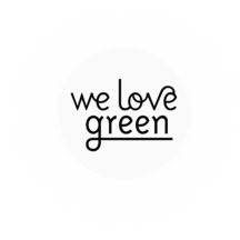 We Love Green supports the project Installation textile pour We Love Green
