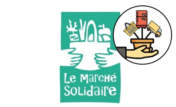 Visueel van project Association Le Marché Solidaire
