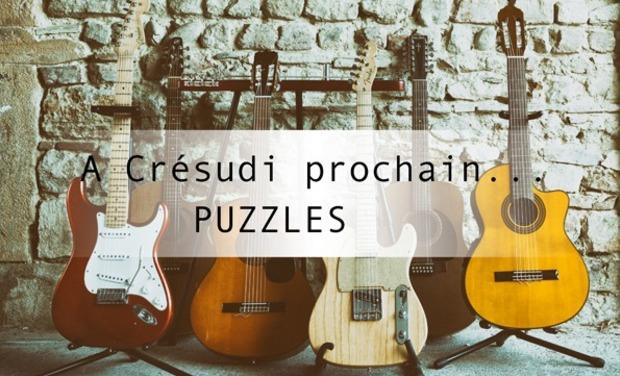 Visuel du projet A Crésudi prochain... Puzzles