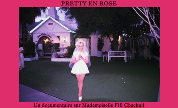 Visuel du projet Fifi Chachnil : Pretty en Rose