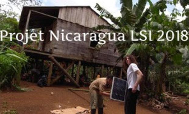 Visuel du projet Projet Nicaragua LSI 2018