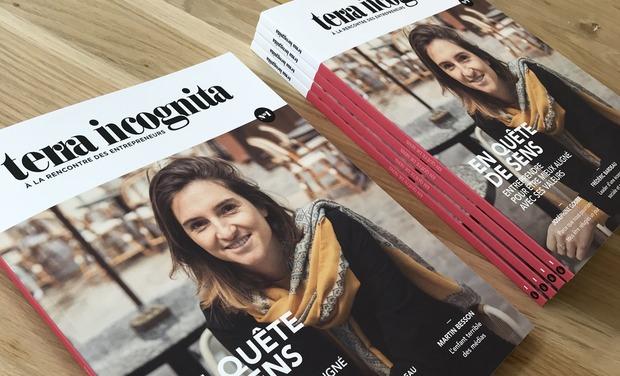 Visuel du projet Terra Incognita : devenez les explorateurs d'une nouvelle forme de média