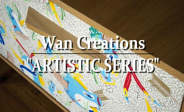 Visuel du projet Artistic Series