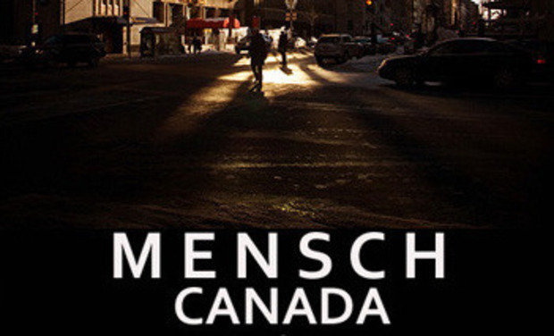 Project visual MENSCH - CANADA TOUR -sept 2011