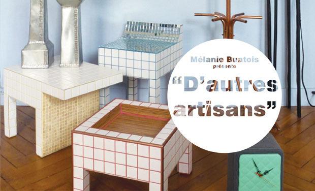 """Visuel du projet """"D'autres artisans"""""""