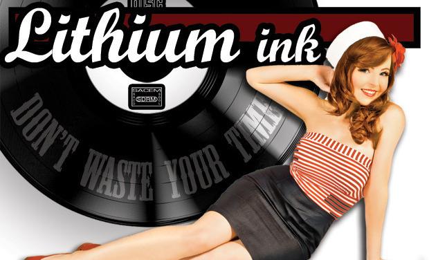 Visuel du projet Lithium ink