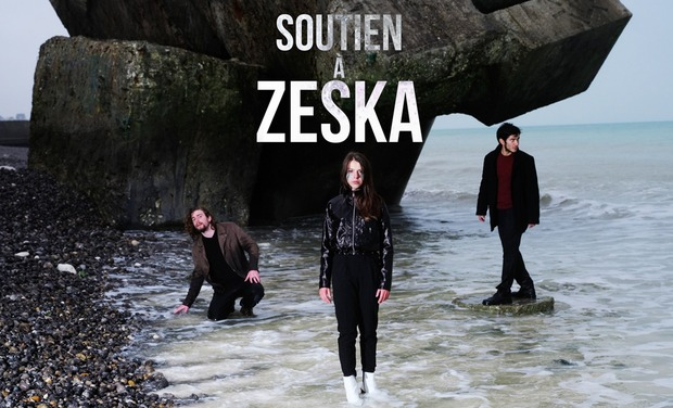 "Project visual Soutien à ZESKA - Nouveau CD - ""By the moon"""