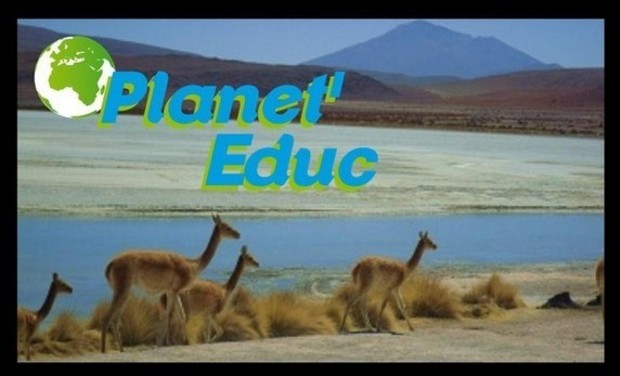 Project visual Planet'Educ