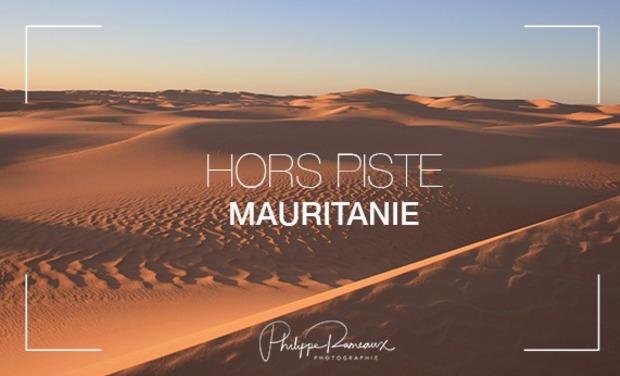 Visuel du projet Photos hors piste en Mauritanie