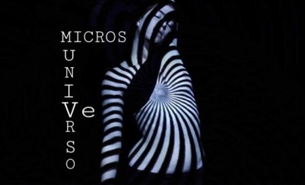 Visueel van project Micros Universos