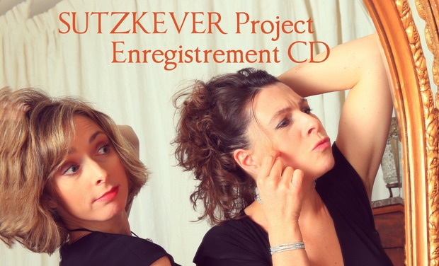 Project visual SUTZKEVER  PROJECT Enregistrement CD