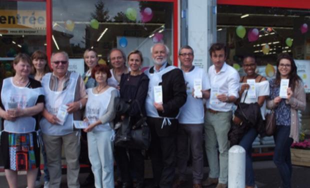 Project visual L'épicerie solidaire de Saint-Maur des fossés