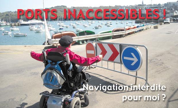Visuel du projet Un catamaran écologique pour un skipper tétraplégique.