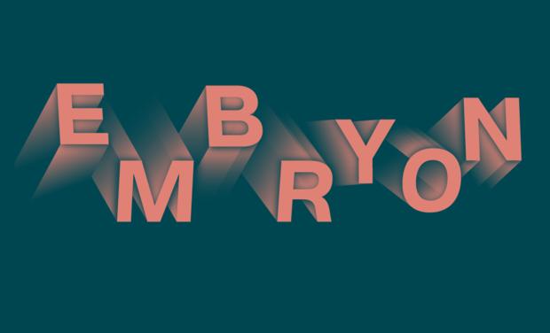 Visuel du projet Embryon : l'expérience oubliée