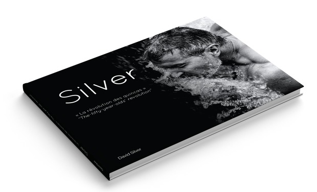 Project visual Lancement d'un livre photo d'un nouveau genre : SILVER
