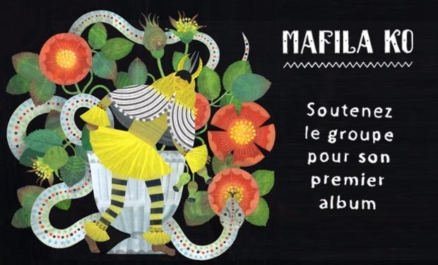 Visuel du projet Mafila Ko - premier album