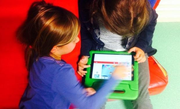 Visuel du projet Code & Play 2018, 1er salon du numérique éducatif et ludique