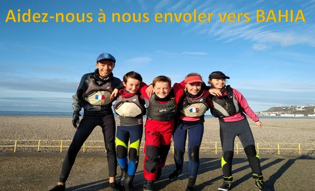Visueel van project Les Optimists Havrais au Brésil