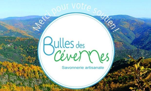 Project visual Bulles des Cévennes, savonnerie artisanale.