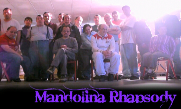 Project visual Mandolina Rhapsody