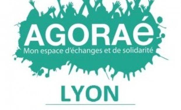 Project visual L'épicerie solidaire de l'AGORAé Lyon
