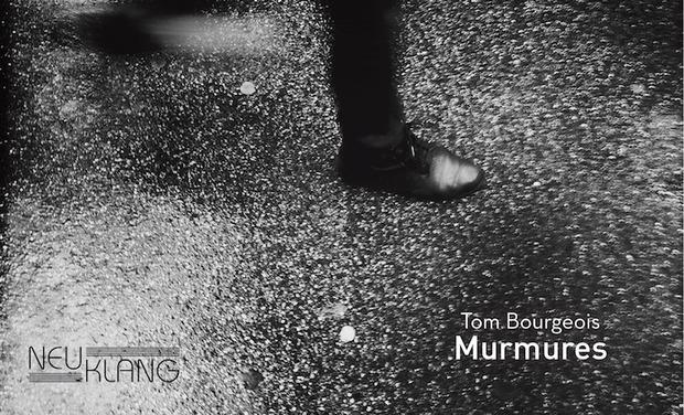 "Visuel du projet Double-Album Tom Bourgeois ""Murmures"""