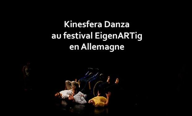 Project visual Danzar la Diversidad: KinesferaDanza Participa del Festival EigenArtig en Bremen
