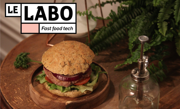 Visueel van project Le Labo : Fast Food Tech