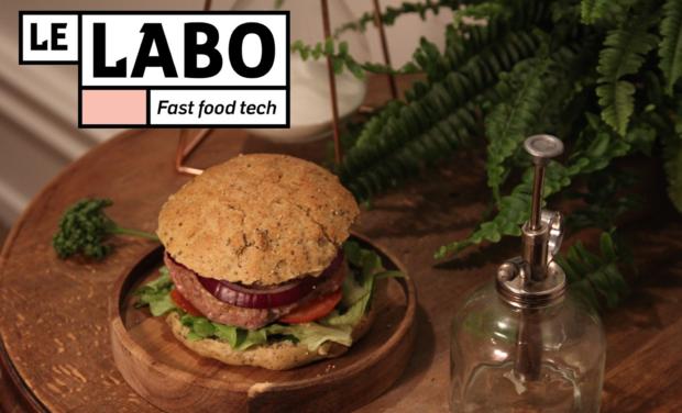 Visuel du projet Le Labo : Fast Food Tech
