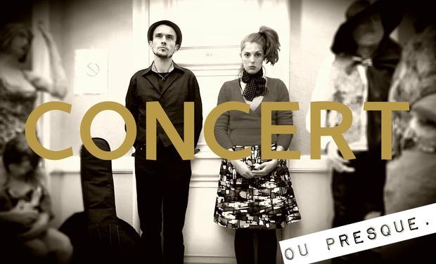Visuel du projet Concert ou presque
