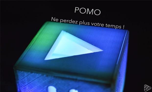 Visuel du projet Révolutionner votre façon de travailler avec le POMO!