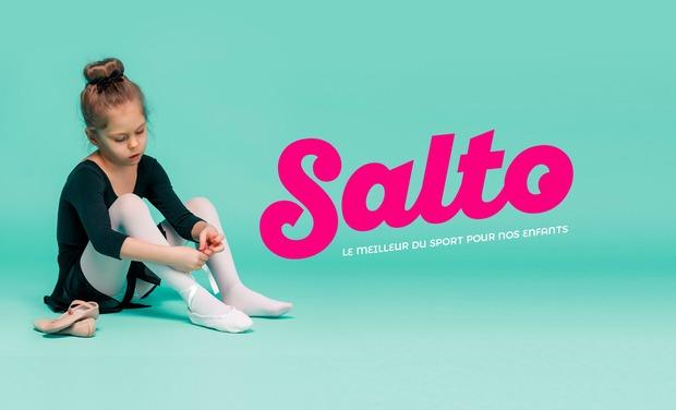 Visuel du projet Salto, le premier magazine éducatif et gratuit sur le sport de nos enfants !