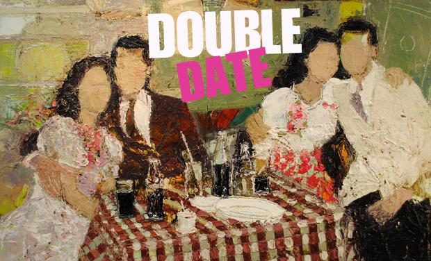 """Visuel du projet """"Double Date"""", le film"""