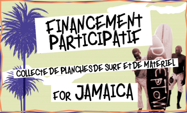 Visuel du projet Deeptown to Jamaïca : Child & Surf