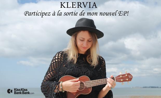 Visuel du projet Klervia // nouvel EP