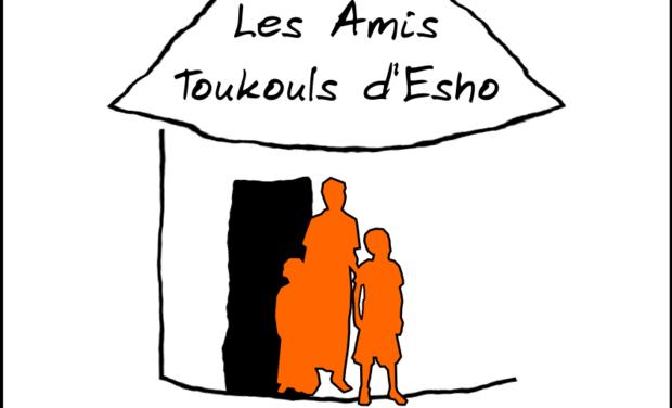 Visuel du projet Les Amis Toukouls d'Esho