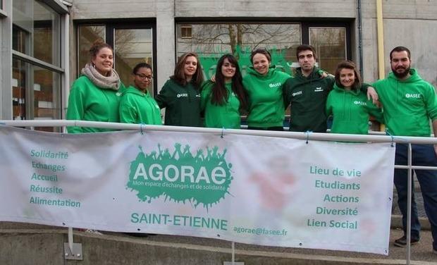 Project visual AGORAé Saint-Etienne - ANDES