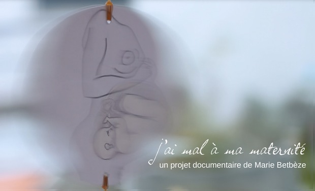 Project visual j'ai mal à ma maternité