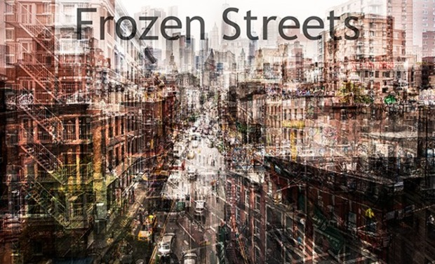 Visueel van project Frozen Streets