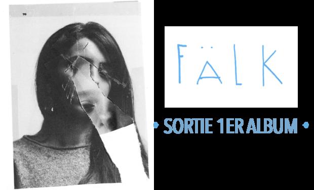 Visuel du projet FÄLK - Premier album !